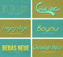 font pack: 02# by itskrystalized