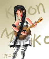 k-on maiko color by MaikochanRiot
