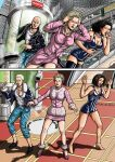 Commission Teleport Troulbe Color Pag. 02 of Four by leandro-sf