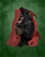 Red Riding Hood by Timber-Wolf-Spirit