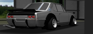 Datsun C10 by prodrawer120