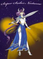 Sailor Noctune for OSI 2011 by FallenAngelAraya