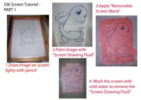 Silkscreen Tutorial - Part 1 by supersmeg123