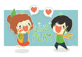 LinePlay Pals by Zel-Duh