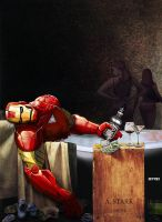 the drunkening of stark by m7781