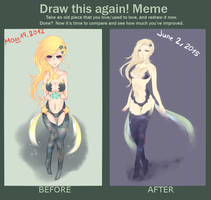 Draw This Again 2015 by charpuffy