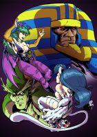 Darkstalkers by Peter-the-Tomato