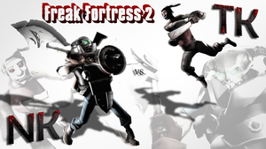 Freak Fortress 2: Nightmare Knight Vs. Team Killer by Dragon-V0942
