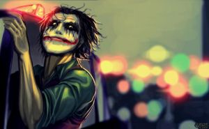 The Joker by Z-control