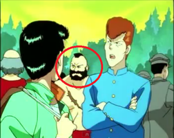 Zangief? In Yu Yu Hakusho? by stormthehedgehog1