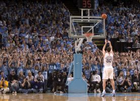Tyler Hansbrough by Schultzy0023