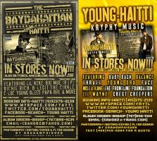 Young Haitti Flyer by GrahamPhisherDotCom