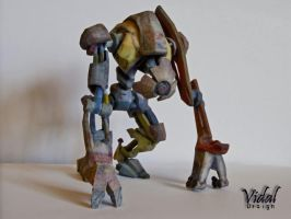 Dog D0g From Half Life 3D printed ! by Vidal-Design