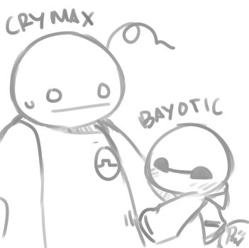 Crymax and Bayotic by Al-Rice