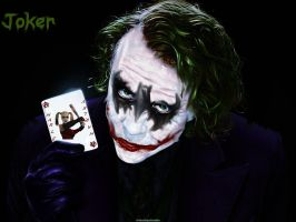 The joker by InfamousSubZero