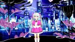 Little pink Alice - Faded by DonDeloro