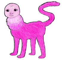 transparent goliad by MommaCabbit