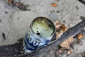 Old Can by olearysfunphotos