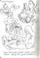 Ardent Readers by Lahara