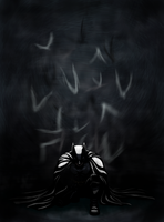 The Dark Knight by Atarial