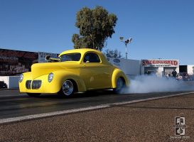 Smokin Willys by Swanee3