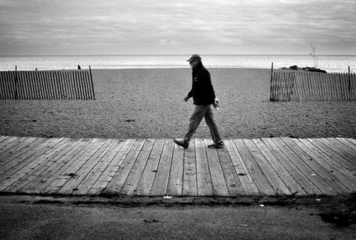 Walking the Boards by blink-click