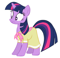 Twilight Birthday Dress by Brony4Eternity