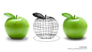 Apple Design by sokleng