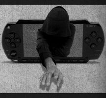 Sony PSP: The Ring by Hydeist-666
