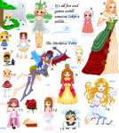 Old Dolls and Pixels Dump by kissmykandi