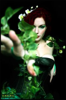 Poison Ivy by saray