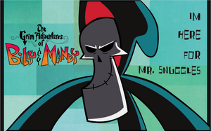 I'm here for Mr Snuggles by little-misanthrope