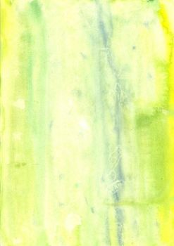 Green Watercolor by Captin-Catkin