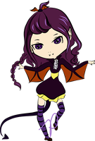 ADOPTABLE Set price: Batgirl (CLOSED) by Pameloo