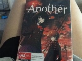 Another DVD by otakugirl0975