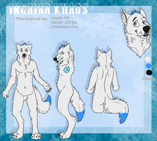 Ingavar Reff Sheet  -commission- by The-Shy-Violinist