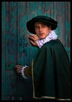 The escaping nobleman by davidsant