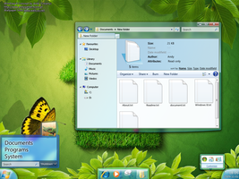 Windows 8 Concept PSD by Creamy-Andy