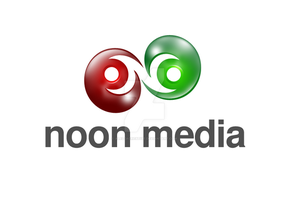 NOON MEDIA logo by alezzacreative