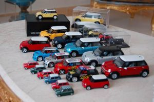 My Minis collection by ferrari2006extreme