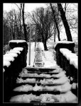 Snow Steps by redrum0381
