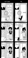 ::Cats and me:: by Gusana