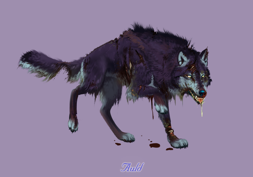 Macabre Canis by AuldBlue