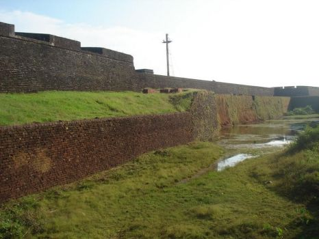 St Angela's fort Kannur by luvsment