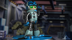 Mighty No.9 : Beck by Josiahsal