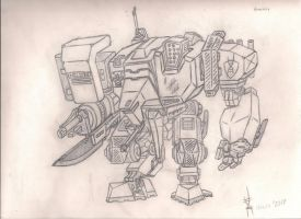 Mech I by LostHelix119