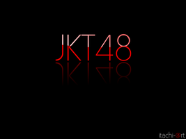 JKT48 Glossy Wallpaper by itachilinux