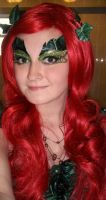 Poison Ivy Fancy Dress by Kaikoura