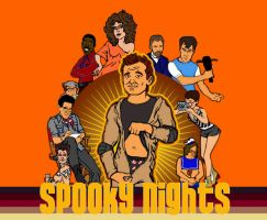 Spooky Nights GB boogie nights by Derrico13