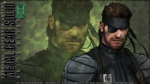 |:| BIG BOSS |:| MGS3D HD Wallpaper |:| by PokeTheCactus